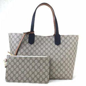 Gucci Supreme Tote Medium Bag  35x30cm Brand New